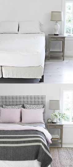 Quarto antes e depois http://www.countryliving.com/homes/renovation-and-remodeling/before-and-after-home-makeovers