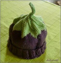 Crochet Patterns Mittens dekoretti& world: Sweet dwarf hat Baby Hat Knitting Pattern, Baby Hats Knitting, Lace Knitting, Knitted Hats, Baby Patterns, Crochet Patterns, Dwarf Hat, Crochet Baby, Knit Crochet