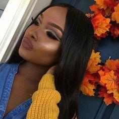 New Makeup Dark Skin Uhren 41 Ideen - Prom Makeup Black Girl Flawless Face, Flawless Makeup, Glam Makeup, Love Makeup, Makeup Looks, Hair Makeup, Glamorous Makeup, Perfect Makeup, Makeup Black