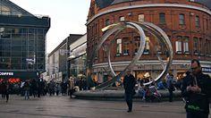 BELFAST CITY - A Walk Around Belfast City - Explore the City....