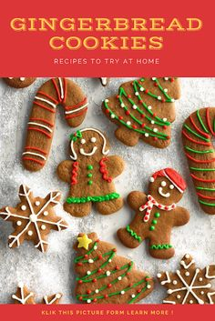 Gingerbread Cutout Cookies Our two boys linger around the kitchen when these homemade gingerbread cookies are baking. I make this gingerbread cookie recipe throughout the year using a variety of cookie cutters. Cut Out Cookie Recipe, Ginger Bread Cookies Recipe, Ginger Cookies, Cut Out Cookies, Sugar Cookies, Cookie Recipes, Almond Cookies, Cookie Ideas, Chocolate Cookies