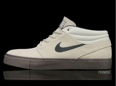 Nike SB Stefan Janoski Mid Light Bone