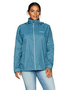 Columbia Women's Plus Sizeswitchback Ii Jacket Size Switchback, Blue Heron, 2X