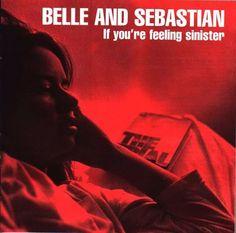 Belle & Sebastian album covers