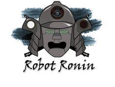 Logo de 1er torneo del club de robótica de mi uni