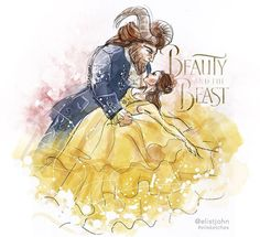 #BeautyandtheBeast #Disney by @elistjohn| Be Inspirational ❥|Mz. Manerz: Being well dressed is a beautiful form of confidence, happiness & politeness