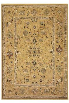 Sultanabad Area Rug - Synthetic Rugs - Traditional Rugs - Rugs | HomeDecorators.com