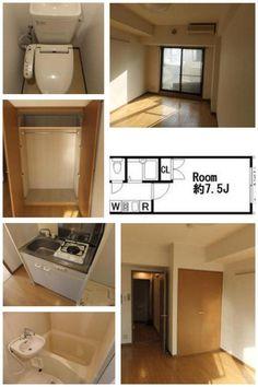 Tokyo Setagaya Apartment for Rent ¥87,000@ Sangenjaya 8mins 22.14㎡ Please Ask shion@jafnet.co.jp
