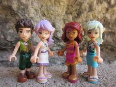 Meet the Lego Elves in this week's post.  You can find it at: http://adobebrick.xyz/2016/05/03/lego-elves/