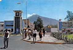 Mount Meru and Arusha Scene, Tanzania