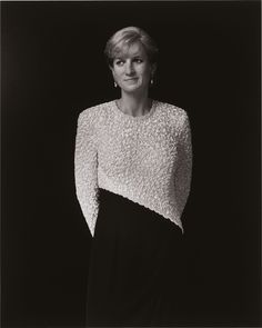 Hiroshi Sugimoto (b. 1948), Diana, Princess of Wales, 1999. Gelatin silver print, flush-mounted on panel. Imagesheetflush mount 58 ¾ x 47 in. (149.2 x 119.4 cm.) This work is number 4 from the edition of 5. Estimate $100,000-150,000. This work is offered in the Photographs sale on 6 April at Christie's New York