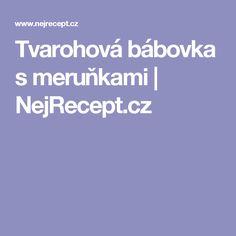 Tvarohová bábovka s meruňkami | NejRecept.cz