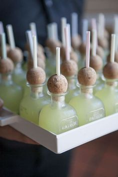 Margarita Time! Creative And Unique Margaritas- B. Lovely Events