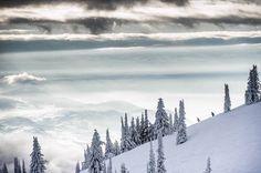 SilverStar Mountain Resort (near Vernon, BC)