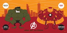 Marvel's Avengers: Age of Ultron Art Showcase – Hero Complex Gallery