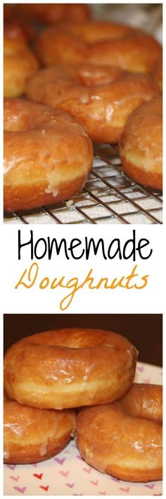 The easiest and tastiest homemade doughnuts.