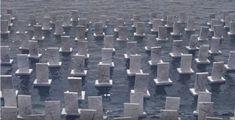 エーゲ海に突如出現した『シリア難民の海上墓地』 | AdGang