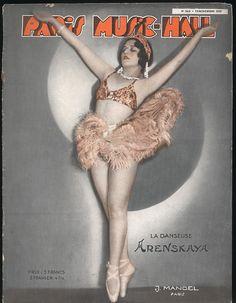 Paris Music Hall #249 - 15 November 1931