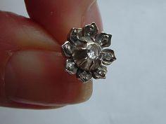 Oorstekers met roosdiamant « Catalog Products « shop « Bonbijou | webshop antieke sieraden