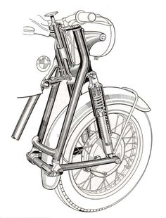 motorcycle front end - Google Search