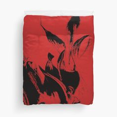 Black Flames on Red by cool-shirts 25% off posters, duvet covers, and throw pillows. Use MYROOM25  Available as T-Shirts & Hoodies, Men's Apparels, Women's Apparels, Stickers, iPhone Cases, Samsung Galaxy Cases, Posters, Home Decors, Tote Bags, Pouches, Prints, Cards, Leggings, Mini Skirts, Scarves, iPad Cases, Laptop Skins, Drawstring Bags, Laptop Sleeves, and Stationeries