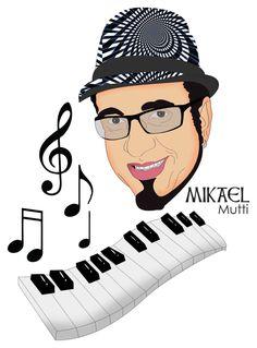 Mikael Mutti, Musico Fantástico (Tecladista), admirável, filho da terrinha. Atualmente toca no projeto de Ana Carolina e Sr. Jorge! Orgulho do Cara!