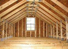 5 Trusting Clever Tips: Attic Makeover Knee Walls attic design plan.Attic Wardrobe Built Ins attic design plan. Garage Attic, Attic Playroom, Attic Loft, Attic Rooms, Attic Spaces, Attic Bathroom, Attic Library, Attic Office, Attic Ladder