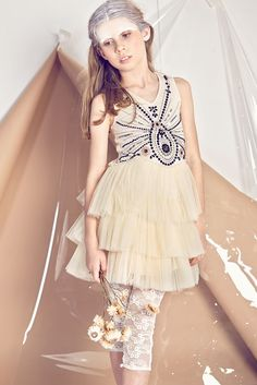 Tutu Du Monde | Girl's special occasion dress | Flower Girl dress | Little Gatherer