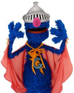 Super Grover! He was always my favorite!