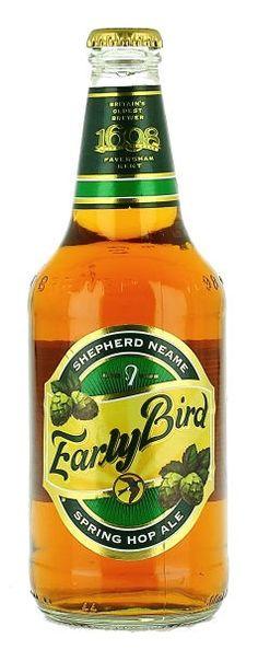Shepherd Neame Early Bird Spring Ale