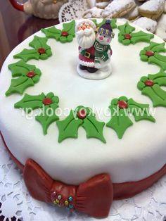 Βασιλόπιτα Greece Food, Christmas Time, Christmas Recipes, Greek Sweets, New Year's Cake, Fantasy Cake, Xmas Food, Apple Cake, Main Dishes