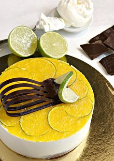 Lime cake/ Lime kake Lime Cake, Tapas, Panna Cotta, Ethnic Recipes, Food, Gourmet, Key Lime Pound Cake, Dulce De Leche, Essen