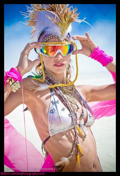 are you ready to Burn?? start your costume planning for Burning Man early this year!  BURNING MAN 2010 by samiamphotography, via Flickr