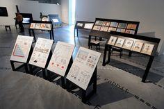 """Small Stories Bigger Picture @ MOTI, Breda (Netherlands, 2012) [Design: Tiesencoo; Curators: Sven Ehmann and Dennis Elbers] """