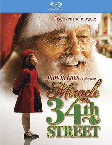 MIRACLE ON 34th STREET: Richard Attenborough, Elizabeth Perkins, Dylan McDermott, Mara Wilson - 1994