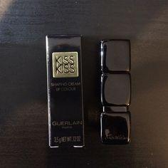Guerlain Lipstick - BRAND NEW Guerlain Shaping Cream Lip Colour (327 Red Strass)  - BRAND NEW Guerlain Makeup Lipstick