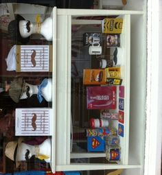 Father's Day Window June 2013