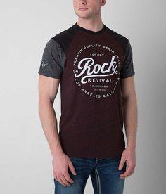 Rock Revival Trademark Circle T-Shirt - Men's Shirts   Buckle