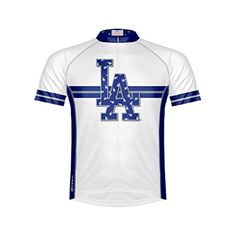 Primal Wear 2015 Mens Los Angeles Dodgers Cycling Jersey  DOD1J20M LG >>> Details can be found by clicking on the image.Note:It is affiliate link to Amazon.