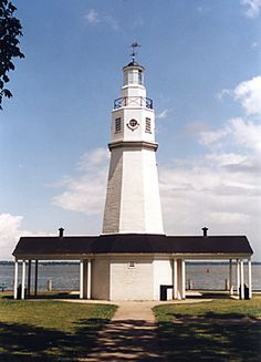 Neenah Lighthouse ~ Neenah, Wisconsin