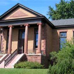 Bayfield, WI Carnegie Library
