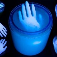 10 Awesome Halloween Food Ideas!  Love the ice glove idea!