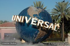 Funny how this pic is of Universal Studios Orlando, but it would be EXACTLY the same if I had said it was from Universal Studios Hollywood! I've seen both, so two for one pins! Disney World Vacation, Vacation Places, Disney Vacations, Disney Trips, Vacation Spots, Places To Travel, Places To Visit, Disney Travel, Dream Vacations