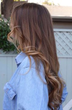 Love this cute #hairstyle? Clip hair extensions and do this!Own long hair in minutes Easy wear!