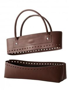Leather Effect Bag Kit - Marron | Deramores