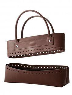 Leather Effect Bag Kit - Marron | Deramores