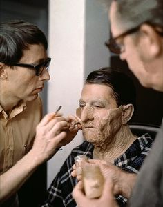 Steve Johnson - An Interview with the Mad Scientist, Iconoclast, Creature Effects Legend.   Stan Winston School of Character Arts