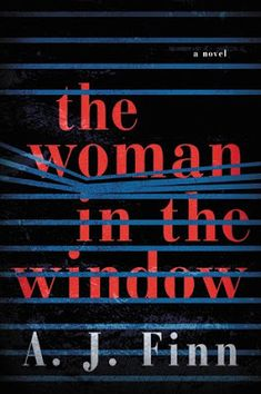 Review: The Woman in the Window by A.J. Finn