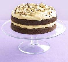 Chococcino cake
