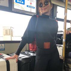 Vacation in Japan, December 2018 kathryn bernardo Filipina Actress, Daniel Padilla, Cant Help Falling In Love, Kathryn Bernardo, Cold Shoulder Dress, Sporty, Actresses, Vacations, Queens